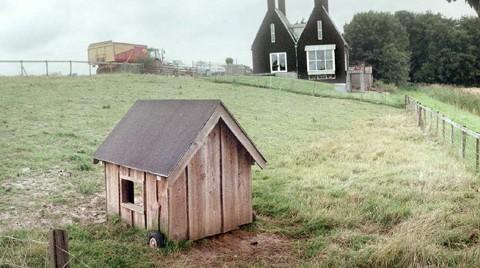 Huisjes oude bildtdijk